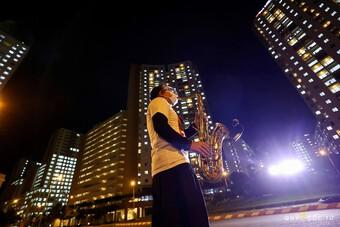 Buổi biểu diễn đặc biệt của nghệ sĩ saxophone Trần Mạnh Tuấn