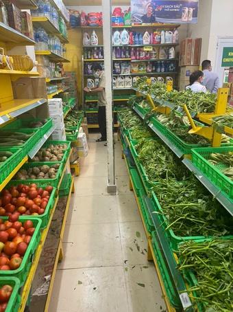 Bị tố tăng giá, quản lý thị trường kiểm tra 75 cửa hàng Bách hóa Xanh