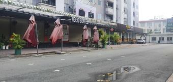 Đồng Nai: Đường phố im lìm khi siết chặt thực hiện Chỉ Chỉ thị 16