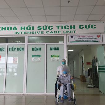 """Thai phụ mắc Covid-19 mất con khi đang điều trị, trải qua 45 ngày thở máy, 16 ngày ECMO và sự hồi phục """"kì diệu"""""""