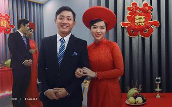 Lễ thành hôn đặc biệt giữa mùa dịch của cặp đôi Sài Gòn: 24 tiếng chuẩn bị lễ gia tiên online và ''sự cố'' nho nhỏ khi bố mẹ chồng đang tham dự đám cưới!