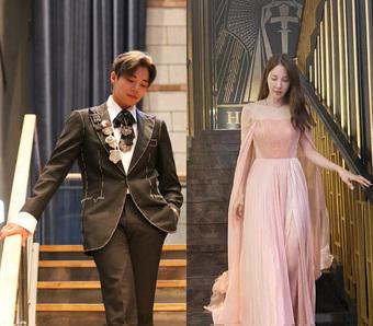 Cuộc chiến thượng lưu 3 lộ cái kết: Su Ryeon và Logan Lee làm đám cưới, Seok Hoon lên đồ bảnh tỏn