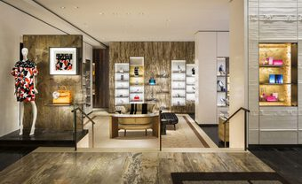 """Fendi mở cửa hàng Flagship """"trong mơ"""" ở New York"""