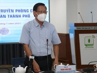 TPHCM chỉ điều chỉnh biện pháp phòng, chống khi ngăn được COVID-19 lây lan