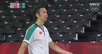 Tiến Minh chật vật đấu tay vợt số ba thế giới, nhận tin không vui ở lần thứ tư dự Olympic