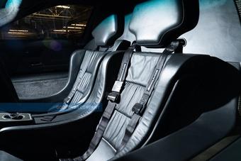 Chiếc Mercedes-Benz CLK GTR 1998 được định giá 10 triệu USD