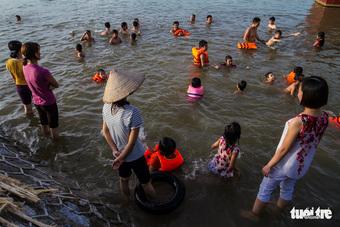 Mỗi ngày hơn 5 trẻ em Việt Nam chết đuối