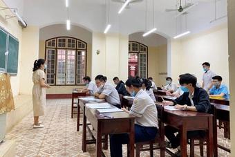 Một thí sinh của TP Huế đạt điểm 10 môn Văn thi tốt nghiệp THPT