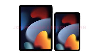 Tò mò trước thiết kế của iPad Mini 6: Không còn nút Home