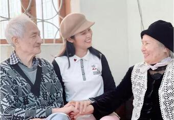 Dàn sao việt chia buồn khi ông nội của Hoa hậu Ngọc Hân qua đời