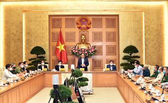 Thủ tướng: Nơi đâu ở Việt Nam cũng khắc ghi sự hy sinh cao cả vì Tổ quốc