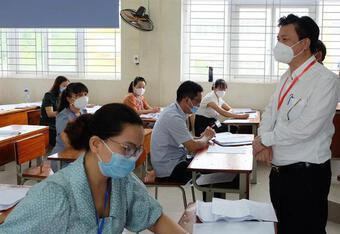Thí sinh có thể tra điểm thi tốt nghiệp THPT 2021 từ 26/7