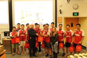 """Hội Sinh viên Việt Nam tại Úc ra đời để trả lời hàng loạt câu hỏi """"cần gì?"""""""