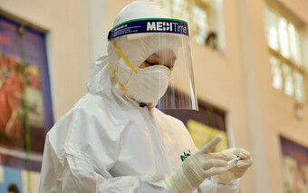 Chiều 25/7: Hà Nội ghi nhận thêm 7 trường hợp dương tính với SARS-CoV-2 tại 5 quận, huyện