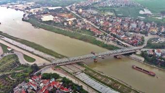Quy hoạch đô thị sông Đuống -Hà Nội: Di dời các khu dân cư Yên Viên, Thượng Thanh và Ngọc Thụy