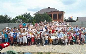 Người đàn ông có gia đình lớn nhất hành tinh với 346 con cháu