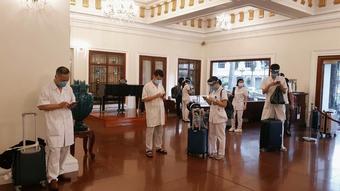 TP HCM kêu gọi các khách sạn làm điểm cách ly phòng dịch Covid-19