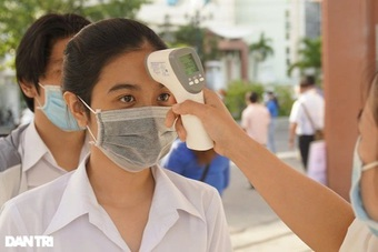 Thí sinh Bình Định tra cứu điểm thi tốt nghiệp THPT 2021 trên Zalo