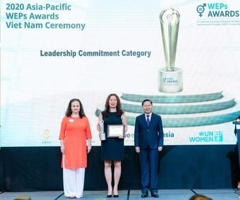 Unilever Việt Nam: Nâng cao quyền năng cho phụ nữ phát triển sự nghiệp và thăng tiến