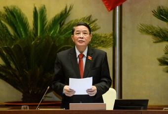 Đại biểu Quốc hội đồng tình, đánh giá cao báo cáo của Chính phủ