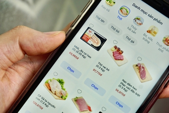 Thận trọng khi mua thực phẩm online