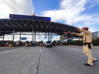 Công an Hà Nội hướng dẫn chi tiết phân luồng đường tránh qua Hà Nội cho các phương tiện