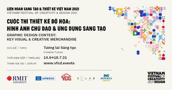 Cuộc thi Thiết kế Đồ họa VFCD 2021