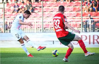 PSG 2-1 Augsburg: Draxler thăng, Icardi xịt