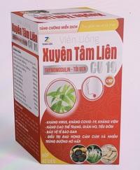 Bộ Y tế cảnh báo sản phẩm Xuyên Tâm Liên giả mạo công dụng kháng Covid-19