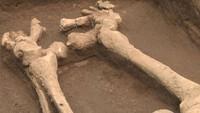 Sốc với bộ xương của ''những người khổng lồ'' Trung Quốc 5.000 năm tuổi