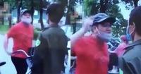 Người đàn ông hành hung cán bộ vì nhắc nhở đeo khẩu trang