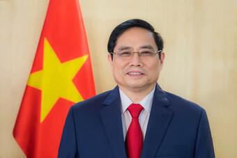 Đồng chí Phạm Minh Chính tái đắc cử Thủ tướng Chính phủ