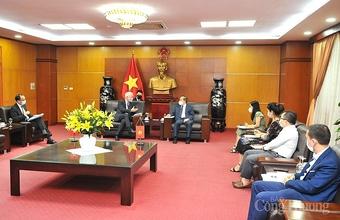 Thuỵ Sĩ cam kết giúp đỡ các doanh nghiệp vừa và nhỏ của Việt Nam