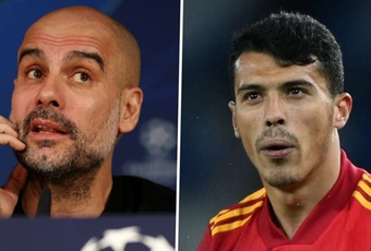 """""""Tôi không nghĩ Pep Guardiola biết Man City đã chiêu mộ tôi"""""""