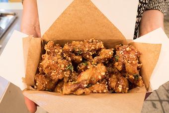 """Top 10 món ăn đường phố """"thử là ghiền"""" tại Hàn Quốc"""