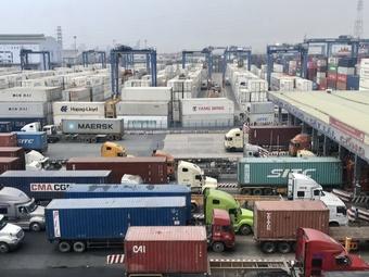 Sở Xây dựng giãn cách chống dịch, vật liệu xây dựng nhập khẩu ''tắc'' ở cảng