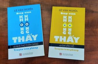 Bộ truyện cuối cùng của nhà văn Lê Văn Nghĩa