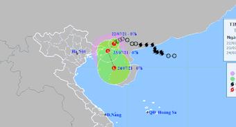 Miền Nam mưa lớn từ sớm, Bắc và Bắc Trung Bộ nhiều nơi nguy cơ ngập úng