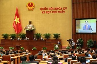 Chính phủ nhiệm kỳ 2021-2026 gồm 27 thành viên