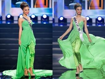 Gam màu ''bị hắt hủi'' tại Miss Universe, hoa hậu Việt chưa một ai dám chọn