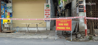 Hà Nội ghi nhận thêm 24 ca dương tính SARS-CoV-2, trong đó 17 người liên quan bệnh viện Phổi Hà Nội
