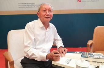 Vĩnh biệt Anh Hai Cù Nèo - nhà văn, nhà báo Lê Văn Nghĩa