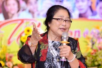 Chia sẻ của nghệ sĩ Lê Mai, Kim Xuyến lần đầu tiên được xét tặng Nghệ sĩ ưu tú