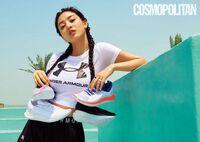 Jihyo (Twice) chia sẻ cách để có 1 thân hình đẹp: ăn kiêng và tập luyện hiệu quả