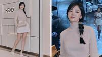 Song Hye Kyo quyến rũ với vẻ đẹp tựa nữ thần trong bộ ảnh mới