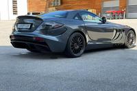 Siêu xe cánh chim Mercedes SLR McLaren 722 bán giá gấp 15 lần mua mới, ngang Bugatti Chiron