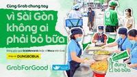 Grab Việt Nam mang 11.500 bữa ăn đến với người khó khăn trong dịch COVID-19