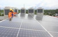 Kiểm tra thực tế mua bán điện mặt trời tại Vĩnh Long