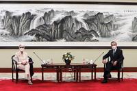 Họp ''cứu'' quan hệ song phương, Mỹ - Trung đều khư khư lập trường cứng rắn