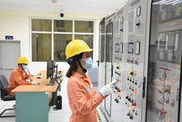 EVN đảm bảo cung cấp điện tại Hà Nội trong thời gian giãn cách